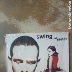 Discos de vinilo: SWING OUT SISTER–GET IN TOUCH WITH YOURSELF . LP VINILO BUEN ESTADO.. Lote 151210414