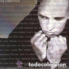 Discos de vinilo: THE CHRISTIANS - WORDS - MAXI-SINGLE SPAIN 1989. Lote 151212454