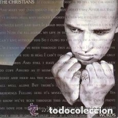 Discos de vinilo: THE CHRISTIANS - WORDS - MAXI-SINGLE SPAIN 1989. Lote 151212898