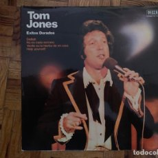 Discos de vinilo: TOM JONES ?– EXITOS DORADOS SELLO: DECCA ?– TXS 3199 FORMATO: VINYL, LP, COMPILATION PAÍS: SPAIN . Lote 151219238