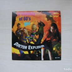 Discos de vinilo: DOCTOR EXPLOSION – A TRAVESTY OF 60'S GIRL / DANCE THE PULGA - SUBTERFUGE RECORDS. Lote 151232062