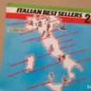 Discos de vinilo: SINGLE (VINILO) DE ITALIAN BEST SELLERS 2 AÑOS 80. Lote 151237454