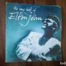 Discos de vinilo: THE VERY BEST OF ELTON JOHN-2 LP. Lote 151238662