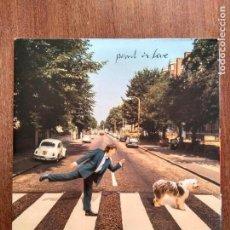 Discos de vinilo: DOBLE LP PAUL IS LIVE PAUL MCCARTNEY. Lote 151277730