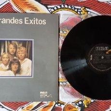 Discos de vinilo: ABBA - GRANDES ÉXITOS. Lote 151292112