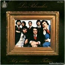 Discos de vinilo: LOS PEKENIKES – SOL Y SOMBRA / TABASCO - SG SPAIN 1971 - HISPAVOX H 780. Lote 151299386