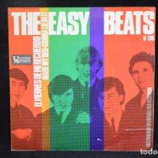 Discos de vinilo: THE EASY BEATS - EL VIERNES DE MI RECUERDO / MADE MY BED: GONNA LIE IN IT - SINGLE. Lote 151304306