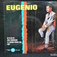 Discos de vinilo: EUGENIO- NI TU NI YO +3 - EP. Lote 151305162