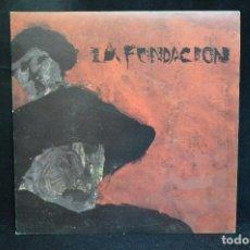 Discos de vinilo: LA FUNDACION - REPETICION - SINGLE. Lote 151308114