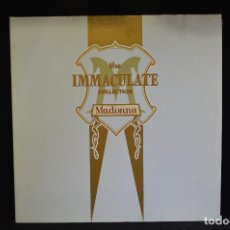 Discos de vinilo: MADONNA - THE IMMACULATE COLLECTION - 2 LP. Lote 151308234