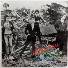 Discos de vinilo: FAMILIA REAL - DESTRUYE / DEPRESION SG ED. ESPAÑOLA 1982 ¡¡SUPEROFERTA¡¡POR ROTURA EN CONTRAPORTADA.. Lote 151312786