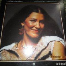 Discos de vinilo: RITA COOLIDGE - ANYTIME...ANYWERE LP - ORIGINAL INGLES - A&M RECORDS 1977 CON ENCARTE ORIGINAL. Lote 151314142