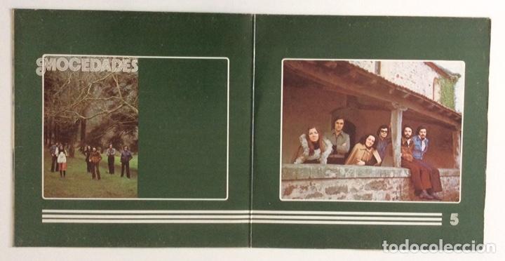 Discos de vinilo: MOCEDADES 5 VINILO L.P. (1974) - Foto 3 - 151331246