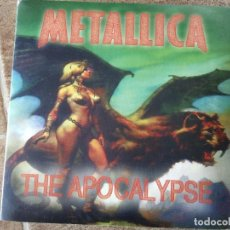 Discos de vinilo: METALLICA- THE APOCALYPSE. Lote 151331730