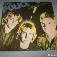 Discos de vinilo: THE POLICE - OUTLANDOS D'AMOUR ... LP DE 1979 ,,1ª EDICION. Lote 151331774