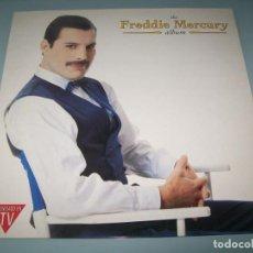 Discos de vinilo: FREDDIE MERCURY (QUEEN ) - THE ALBUM ...LP EN SOLITARIO DE 1992 - 11 TEMAS ..INCLUYE BARCELONA. Lote 151334162