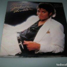 Discos de vinilo: MICHAEL JACKSON - THRILLER ...LP DE PORTADA ABIERTA ..1ª EDICION ESPAÑOLA . 85930 - EPIC. Lote 151334350