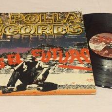 Discos de vinilo: LA POLLA RECORDS - HOY ES EL FUTURO LP, 1993, ESPAÑA, RARO, OPORTUNIDAD!. Lote 151339516