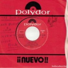Disques de vinyle: LOS PUNTOS - ANA VUELVE A CASA / JOVEN Y VIEJO ROCK (SINGLE ESPAÑOL, POLYDOR 1973). Lote 151344182
