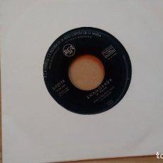 Discos de vinilo: SINGLE (VINILO) DE PABLO RUIZ AÑOS Y SU ORQUESTA AÑOS 60. Lote 151344714