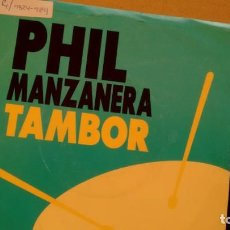 Discos de vinilo: SINGLE (VINILO) DE PHIL MANZANERA AÑOS 90. Lote 151345062