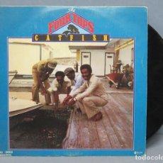 Discos de vinilo: SINGLE. THE FOUR TOPS. CATFISH . Lote 151351138