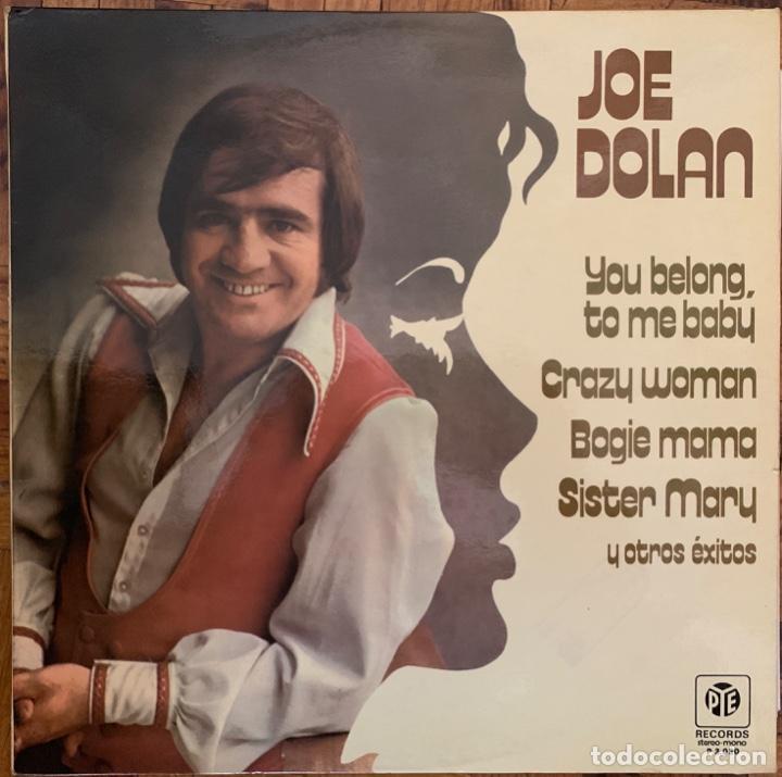 JOE DOLAN?– OTROS EXITOS SELLO: PYE RECORDS — P 3.030 FORMATO: VINYL, LP, ALBUM, STEREO, MONO (Música - Discos - LP Vinilo - Cantautores Extranjeros)