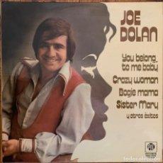 Discos de vinilo: JOE DOLAN?– OTROS EXITOS SELLO: PYE RECORDS — P 3.030 FORMATO: VINYL, LP, ALBUM, STEREO, MONO . Lote 151369294