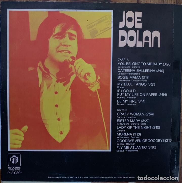 Discos de vinilo: Joe Dolan?– Otros Exitos Sello: Pye Records — P 3.030 Formato: Vinyl, LP, Album, Stereo, Mono - Foto 2 - 151369294