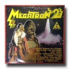 Discos de vinilo: V/A - MEGATRON 2. Lote 151370254