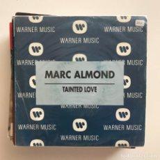 Discos de vinilo: MARC ALMOND - TAINTED LOVE -SINGLE WEA 1993 - PROMO . Lote 151371274