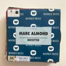 Discos de vinilo: MARC ALMOND - BEDSITTER - SINGLE WEA 1993 - PROMO . Lote 151371650