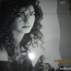 Discos de vinilo: GLORIA ESTEFAN - CUTS BOTH WAYS LP - ORIGINAL INGLES - EPIC RECORDS 1989 CON FUNDA INT.ORIGINAL. Lote 151377338