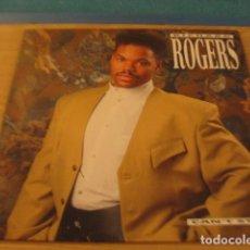 Discos de vinilo: LOTE LP RICHARD ROGERS CAN'T STOP SELLO SAM ED ALEMANA. Lote 151378302