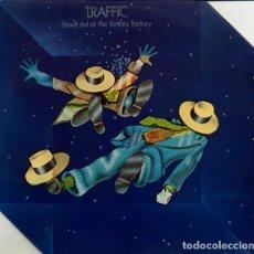 Discos de vinilo: TRAFFIC - SHOOT OUT AT THE FANTASY FACTORY LP. Lote 151379206