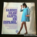 Discos de vinilo: SANDIE SHAW (EP EUROVISION 1967) MARIONETAS EN LA CUERDA (EN ESPAÑOL). Lote 151379254