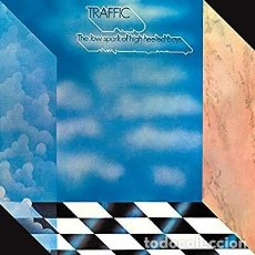 Discos de vinilo: TRAFFIC - THE LOW SPARK OF HIGH HEELED BOYS. Lote 151379610