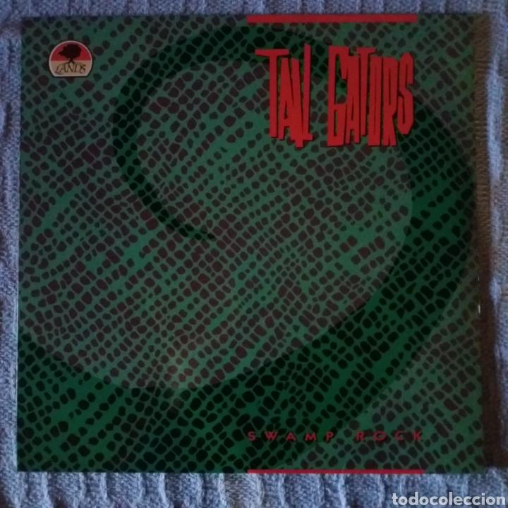 THE TAIL GATORS - SWAMP ROCK - EDICIÓN ESPAÑOLA (Música - Discos - LP Vinilo - Jazz, Jazz-Rock, Blues y R&B)