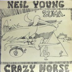 Discos de vinilo: NEIL YOUNG & CRAZY HORSE / ZUMA (LP) 1976 (REPRISE RECORDS / HISPAVOX) . Lote 151389830