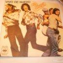 Discos de vinilo: SINGLE CHICAGO. VIVO DE NUEVO. EL AMOR ERA NUEVO. CBS 1978 SPAIN (PROBADO Y BIEN). Lote 151393410
