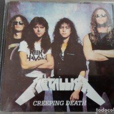 Discos de vinilo: METALLICA- CREEPING DEATH. Lote 151407478