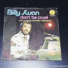 Discos de vinilo: BILLY SWAN --DON´T BE CRUEL -ORIGINAL AÑO 1971--- PYP H767. Lote 151414030
