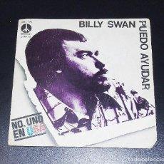 Discos de vinilo: BILLY SWAN ---I CAN HELP ----ORIGINAL AÑO 1974--- CBS 2752. Lote 151414138