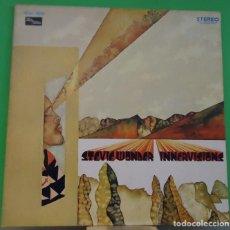 Discos de vinilo: LP STEVIE WONDER - INNERVISIONS. Lote 151417498