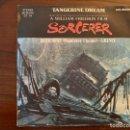 Discos de vinilo: TANGERINE DREAM – BETRAYAL (SORCERER THEME) SELLO: MCA RECORDS – 60 30 513 FORMATO: VINYL, 7 . Lote 151418218