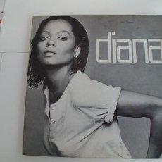 Discos de vinilo: DIANA ROSS-LP DIANA-GATEFOLD. Lote 151418510