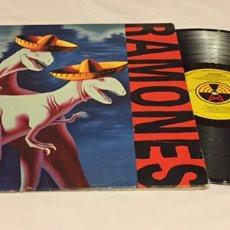Discos de vinilo: RAMONES - ¡ADIÓS AMIGOS! LP, 1995, USA, POR PRIMERA VEZ EN TODOCOLECCIÓN!. Lote 151420409