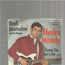 Discos de vinilo: DRAFI DEUTSCHER SHAKE HANDS. Lote 151423518