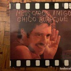 Discos de vinilo: CHICO BUARQUE ?– MEUS CAROS AMIGOS SELLO: PHILIPS ?– 6349 189, PHILIPS ?– 63 49 189 FORMATO: VINYL . Lote 151426362