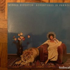 Discos de vinilo: MINNIE RIPERTON – ADVENTURES IN PARADISE SELLO: EPIC – EPC 80875 FORMATO: VINYL, LP, ALBUM . Lote 151426774